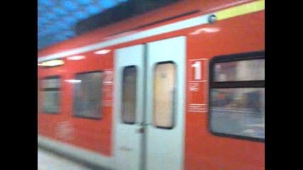 Db - S - Bahn - Ludwigshafen (rhein) - Mitte
