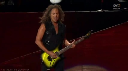 Metallica - Ride The Lightning [gothenburg: July 3, 2011]