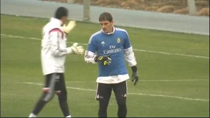 Рамос и Карвахал се завръщат за Реал