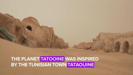 Как можем да посетим планетата Татуин от Star Wars?