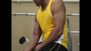 Bodybuilding: Усуквания с дъмбел за предмишница