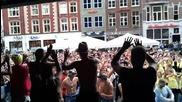 Зумба @ Фонтис Венло, Холандия (introduction week 2010)