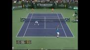 Федерер победи Надал на двойки във Флорида