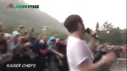 Kaiser Chiefs - Kinda Girl You Are (live at Fuji Rock Festival '11)