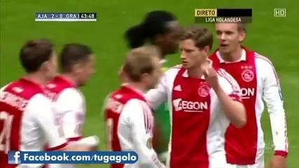 Ajax - De Graafschap 3:1 (15.04.2012)