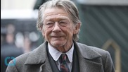 Queen Elizabeth II Awards Actor John Hurt Knighthood