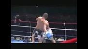 Gokhan Saki vs Keijiro Maeda. ( K - 1 Worldgp Yokohama 2009 ) part 1/2
