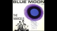 Uk 1 1961 The Marcels blue Moon