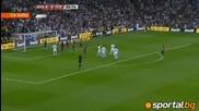Серия 1 Никой не удари, Реал Мадрид взе психологическо предимство