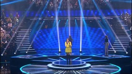 Ranka Pelemis, Jasmina Mujkanovic i Milana Stevanov - Splet - (live) - 3 krug 14 15 - 28.03. EM 28