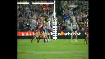 Rugby - голям бой (гледай задалжително)