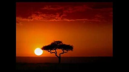 Прекрасна Chill Out музика - Африка