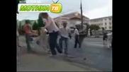 Така трябва да се асфалтира в България !!!