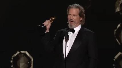 Оскари 2010 - Главна Мъжка Роля - Джеф Бриджис