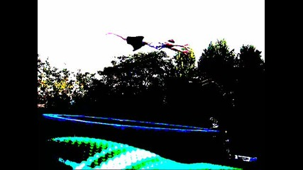 cool trampoline tricks