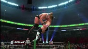 _wwe '13_ includes many exciting new features