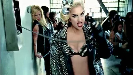 * Lady Gaga ft. Beyonce - Telephone [ Hd ] *