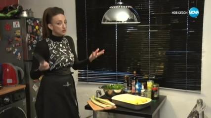 """Деси Тенекеджиева нажежава до червено """"Черешката на тортата"""" (16.01.2020) - част 2"""