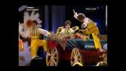 Junior Eurovision 2009 Ukraine - Andranik Aleksanyan - Tri Topoli, Tri Surmi (live Jesc)
