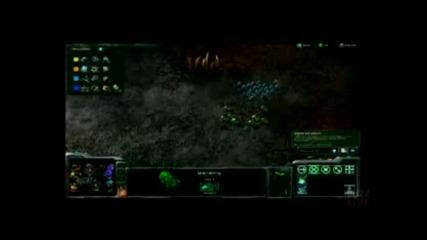 Starcraft 2 - 2v2 2009 Exhibition Match Part 1
