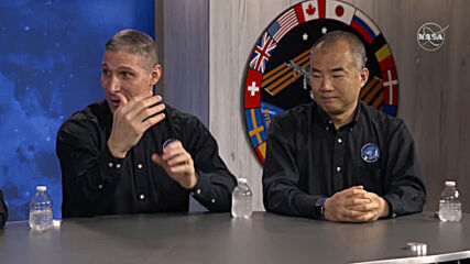USA: 'Evertyhing went like clockwork' - astronauts recount ISS mission and return trip on SpaceX Crew Dragon Resilience