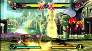 Comic Con 11: Ultimate Marvel vs Capcom 3 - Ghost Rider vs Firebrand Gameplay