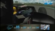 F1 Buemi explique le circuit dinterlagos - Gp Bresil 2010