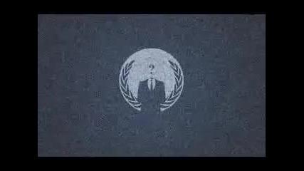 Съобщение от Anonymous към жителите на планетата относно Facebook и операцията на5.11.2011