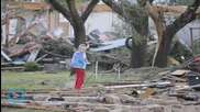 Tornadoes Touching Down From Texas to Nebraska
