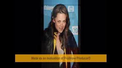 Kristen Stewart ...