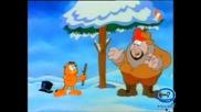 Гарфилд и приятели - Garfield and friends - Полярната котка - Бг Аудио - * High Quality *
