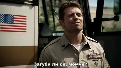 Пехотинецът 3 (2013) Филм с бг Субтитри / The Marine 3 Homefront (2013) + Bg Subs