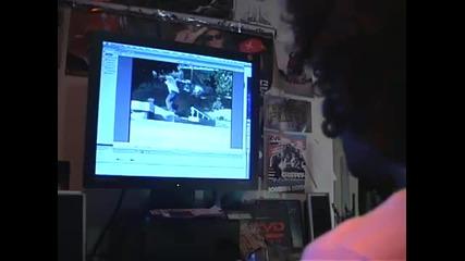 Опасно видео за монитора