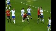 22.06.2009 Испания - Финландия 2 - 0 Еп до 21г.