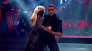Ore Oduba & Joanne Paso Doble to Everybody Wants To Rule The World - prevod