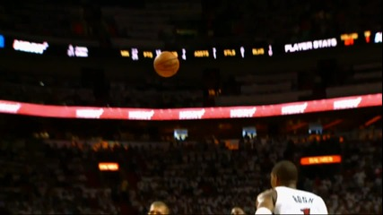Miami Heat vs. Oklahoma City Thunder 2012 Finals