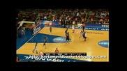 Euroleague 2010 - Week 2 Efes Pilsen Turkey - Partizan Belgrade 77 - 67 (29 - 10