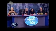 Music Idol 3 - Мустафа