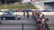 USA: Anti-brutality demo blocks Baltimore traffic, protesters demand police accountability