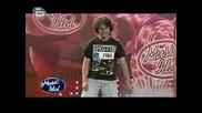 Music Idol 3 - Лудия Металяга