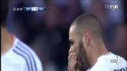 Прекрасен гол на Карим Бензема ~ Реал Мадрид - Баерн Мюнхен 1-0 ~ [23_04_2014]