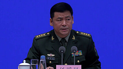 China: People's Liberation Army conducts military exercises near strait while US officials visit Taiwan