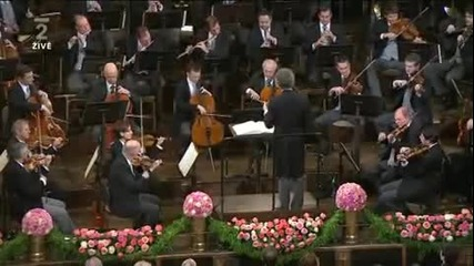 Radetzky March - New Year's Concert 2011 - Vienna Philharmonic