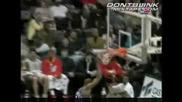 Basketball - amare on josh