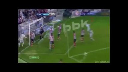 Реал Мадрид е Шампион на Испания за Сезон 2011/2012 След Класика над Атлетик Билбао