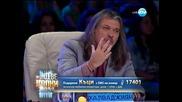 Къци Вапцаров като Емил Димитров - Като две капки вода - 21.04.2014 г.