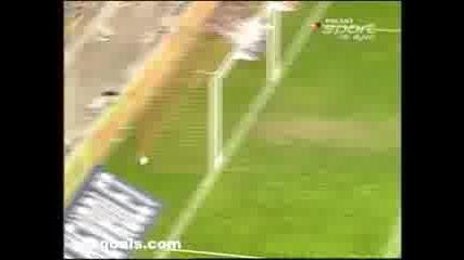 11.02 Испания - Англия 1:0 Давид Виля Гол
