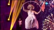 Поли Генова - Въздушен обръч - И аз го мога (25.03.2015)
