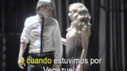 Carlos Baute - Colgando en tus manos (con Marta Sanchez- Karaoke) (Оfficial video)