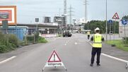 Germany: Clean-up operations underway after explosion hits chemical complex in Leverkusen